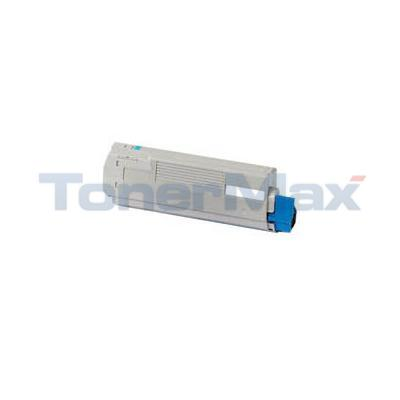 OKIDATA MC560 TONER BLACK